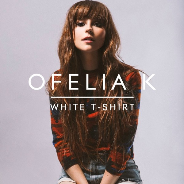 Ofelia K - White T Shirt