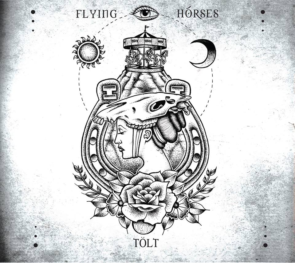 FLYING HORSES ALBUM COVER