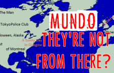 Mundo: They're Not From There?