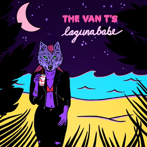 The Van T's - Laguna Babe EP