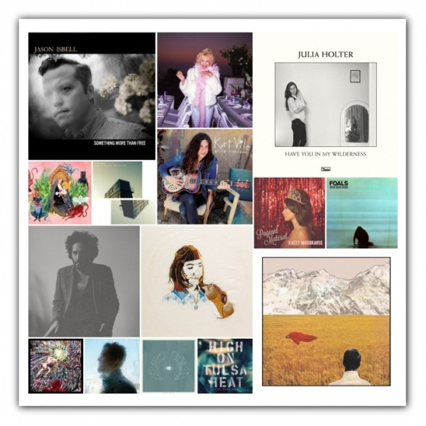 50 Favorite Albums 2015 - Part 2