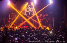 The Headstones' triumphant return to Barrymore's