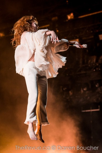 Florence + The Machine Osheaga 2015-07-31