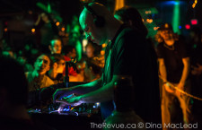Photo Essay – Infected Mushroom takes over Flybar