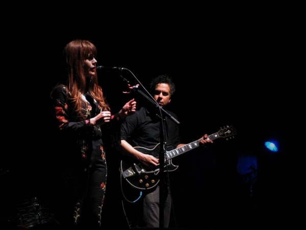 Jenny Lewis and M. Ward