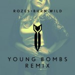 "Rozes - ""Burn Wild (Young Bombs Remix)"""