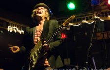 Philip Sayce returns to The Rainbow (photo essay)