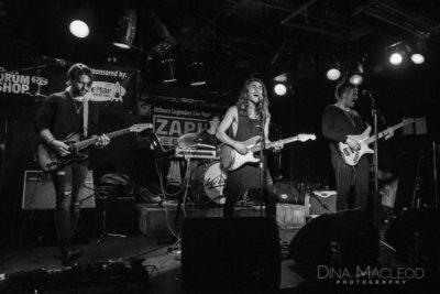 Van Damsel perform at Zaphod Beeblebrox (Photo Essay)