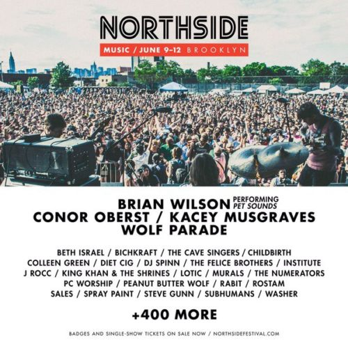 Northside Lineup