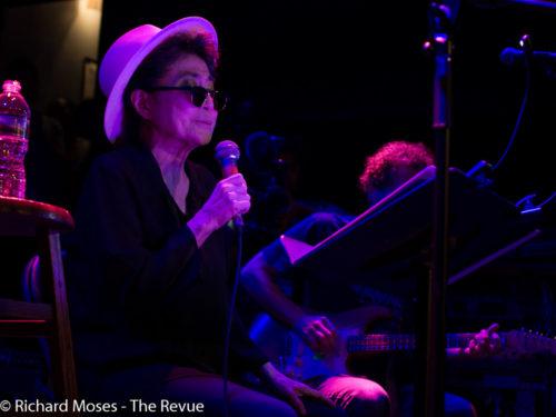 Yoko Ono and Yo La Tengo