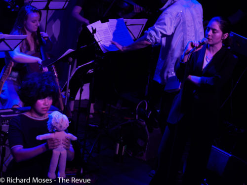 """Ava Luna performing Serge Gainsbourg's """"Historie de Melody Nelson"""""""
