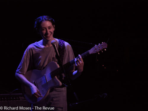 "Frankie Cosmos playing Liz Phair's ""Exile in Guyville"""
