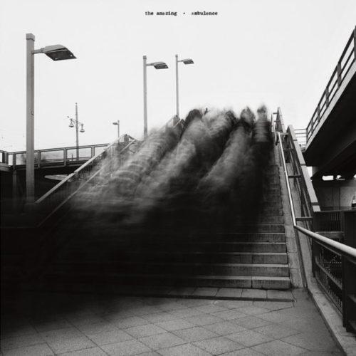 The Amazing - Ambulance album cover art