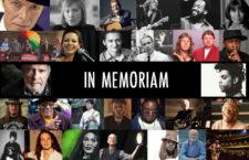 In Memoriam 2016