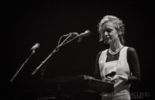 Agnes Obel Beguiles at Bronson Centre (photo essay)