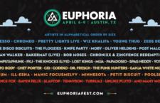 Euphoria Festival 2017 – What it is and Who to See