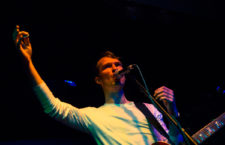 Andrew Keoghan delights the crowd at Meow in Wellington (photo essay)