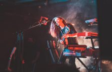 Tash Sultana warms up a chilly Wellington (photo essay)