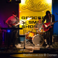 The Nursery & Adera bring Synth Night to Bar Robo (photo essay)