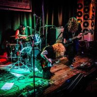Thunder on the Left at Fiddler's Elbow, London (photo essay)