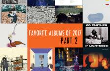 Favorite Albums of 2017 – Part 2