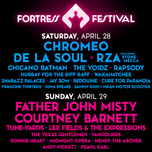 Fortress Fest 2018 Preview