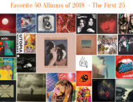 Favorite 50 Albums of 2018 – The First 25